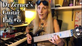 DZGL #0 | Dr Zerner's Guitar Lab | Pilot Episode