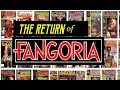 The Return of Fangoria Magazine !!! (Joe Bob Briggs makes a cameo)..