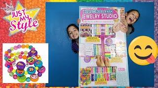 Just My Style\u00ae Personalized Jewelry Studio