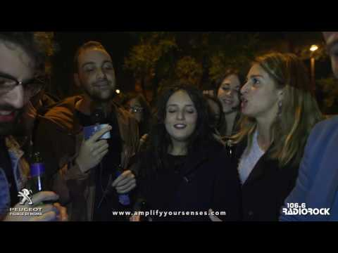 Peugeot Karaoke Rock Car 2016 - Chiara Varano