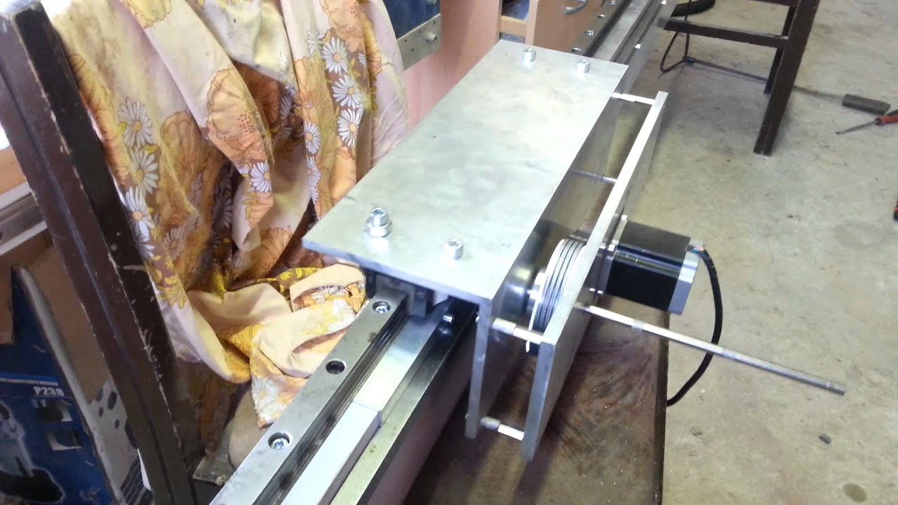 Diy Rack And Pinion Gear Testing Youtube