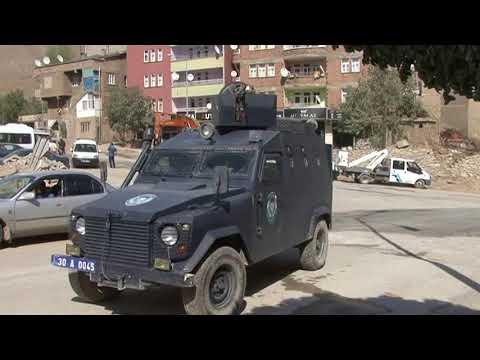 Hakkari de Türkiye huzur Arife 2 uygulaması