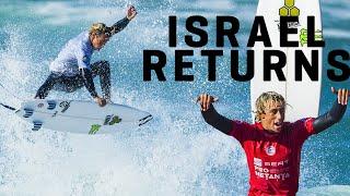 2020 SEAT Pro Netanya Teaser: European QS Returns to Israel