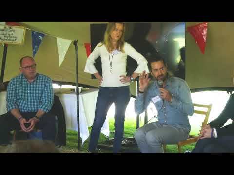 'The Big Pitch' - Lord Andrew Cooper, Alex Spence, Chloe Smith, Jamie Bartlett | Big Tent 2017
