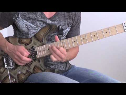 Down To My Last - Alter Bridge (Guitar Solo Cover)