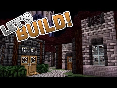 LIVING QUARTERS - LETS BUILD #8