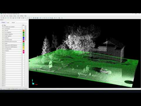 VisionLidar - Tutorial - Ground detection