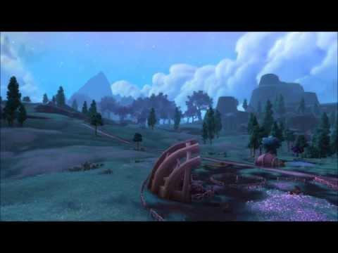 Shadowmoon Valley Music 2 - Warlords Of Draenor