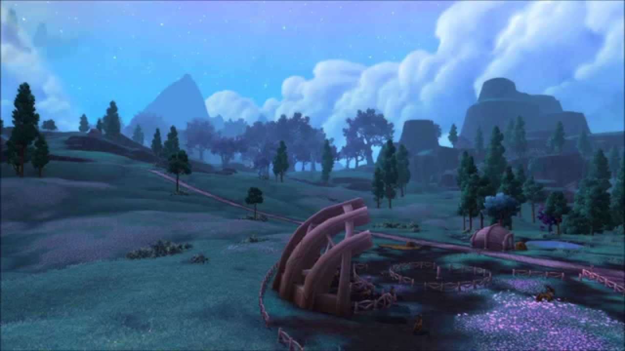 how to get to shadowmoon valley from orgrimmar