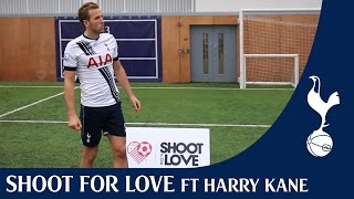 Shoot for Love Featuring Harry Kane ! Spurs TV !
