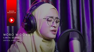 Download Woro Widowati - Cinta Semu (Official Lyric Video)