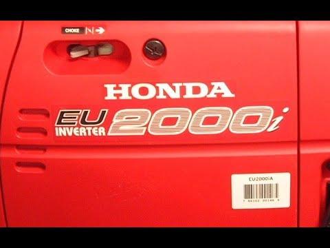 Adjust Garretson Regulator For Honda EU2000i Or Honda EU2200i
