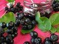 варенье черноплодка с яблоками