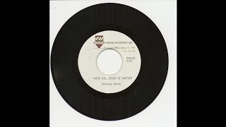Anthony White - There Will Never Be Another - Acetate