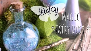 Video DIY Fairy Dust: Magic Glitter Potions | Quick and Easy Kid Friendly Craft | The Magic Crafter download MP3, 3GP, MP4, WEBM, AVI, FLV November 2018
