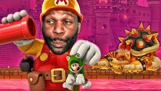 """Super Mario Maker 2"" Gameplay #2 - I'M PLAYING Y'ALL LEVELS!"