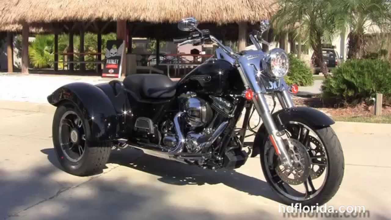new 2015 harley davidson flrt freewheeler motorcycles for sale youtube. Black Bedroom Furniture Sets. Home Design Ideas