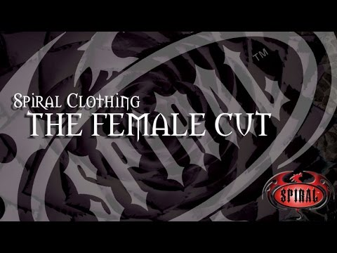 Spiral Direct - Gothic and Heavy Metal Clothing - The Female Cut