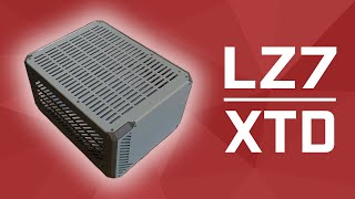 Lazer3D LZ7 XTD: The Best Mini-ITX Case