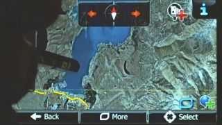 maps iGo Primo car GPS virtual NZ national aerial dataset Raster NNG