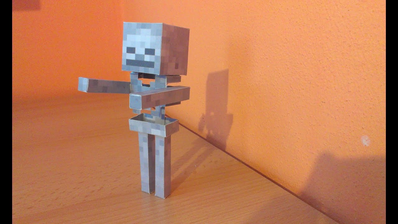 Papercraft [Paper models] Skeleton