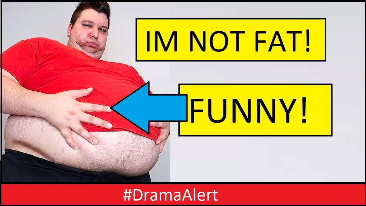 """Nikocado Avocado - """" I'm Not Fat! """" #DramaAlert - How to Lose Weight Fast!"""