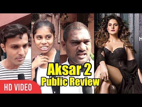 Aksar 2 Movie Public Review | First Day First Show | Zareen Khan, Gautam Rode
