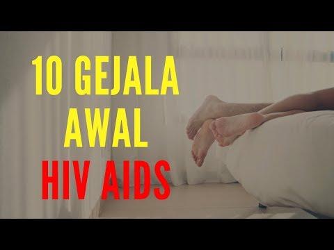10 GEJALA AWAL HIV AIDS