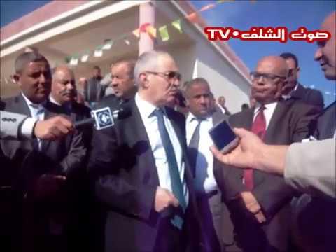"""والي الشلف ينتفض على مشاريع معطلة بسبب """"البريكولاج"""""""