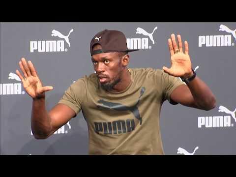 Usain Bolt - World Championships