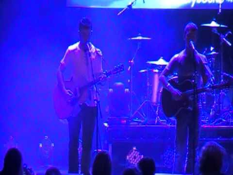 The Curhb Live @ BURY SOUND 2011