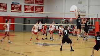 Matthew Tortolani Volleyball Highlights