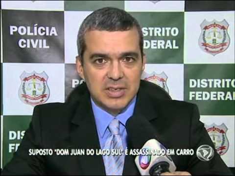 """""""Don Juan do Lago Sul' é encontrado morto dentro de carro no Paranoá"""