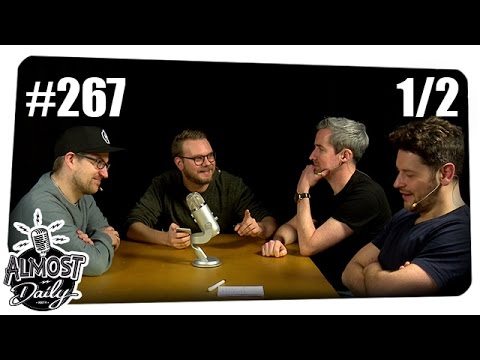 [1/2] Almost Daily #267 | Serien | 11.12.2016