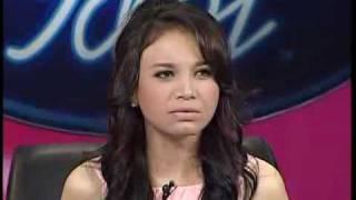 Repeat youtube video HQ Indonesia Idol 2010 Melati Penampakan Hantu [Indonesia Ghost Idol]