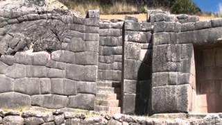 Тамбумачай. Куско. Перу(Полигональная кладка археологической зоны