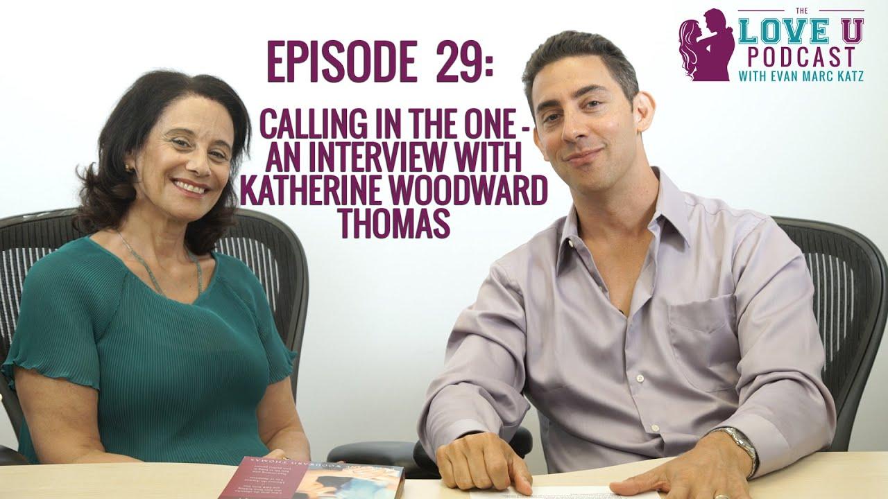 KEISHA: Calling in the one katherine woodward thomas