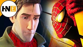 Tobey Maguire Was Almost Peter Parker for Spider-Man Into the Spider-Verse