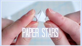 Download Video DIY // Paper Stars MP3 3GP MP4
