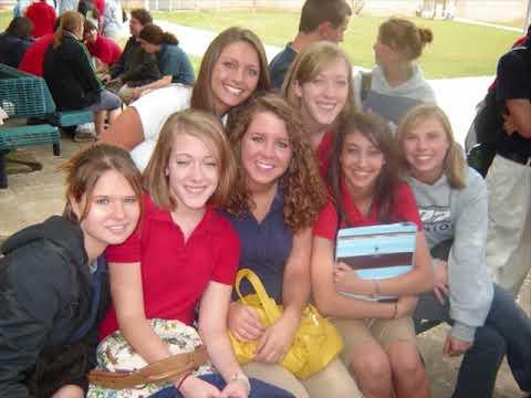 Senior Video Part 3/9 - Class of 2007 - North DeSoto High School