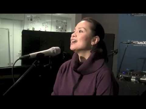 Lea Salonga sings I Dreamed A Dream on Seth Speaks
