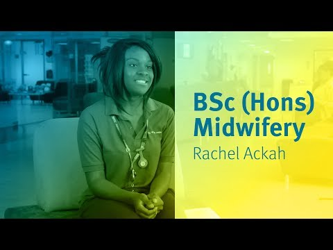 BSc (Hons) Midwifery at City, University of London