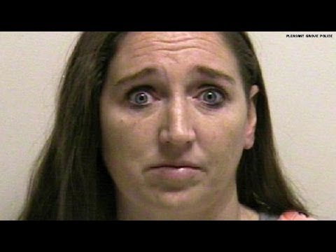 Mom admits to strangling