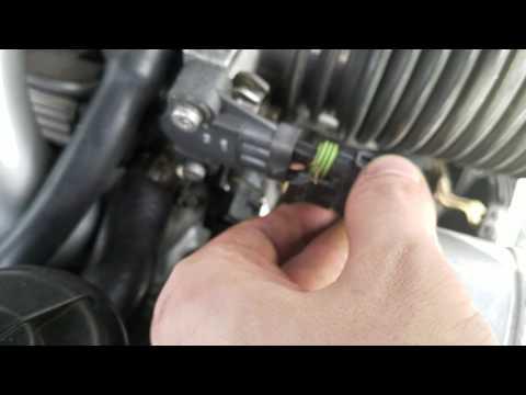 Third gen Camaro TPS install