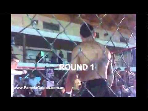 "Pelea MMA Julian Cuneo ""EXPLOTA LOS TOLDOS II"" Fight Club"