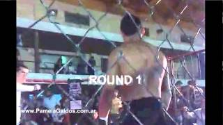"Pelea MMA Julian Cuneo ""EXPLOTA LOS TOLDOS II"" Fight Club"