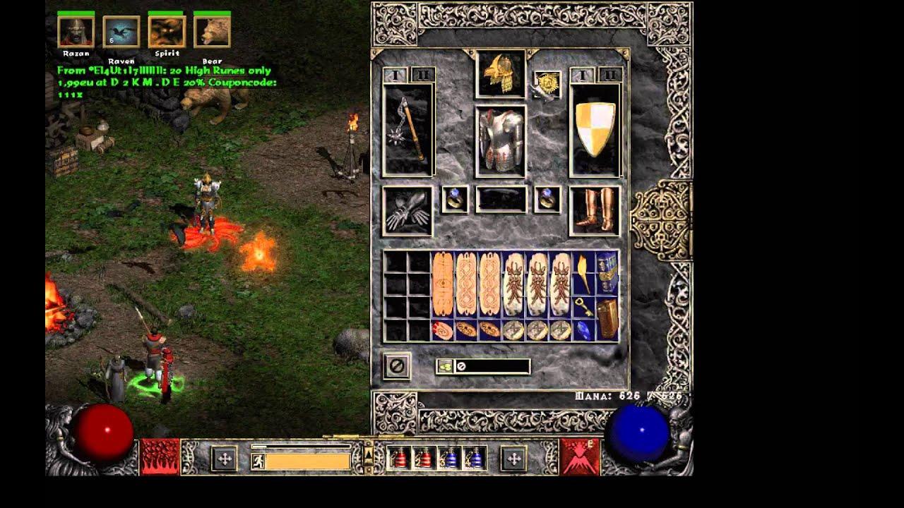 Druid Build Diablo