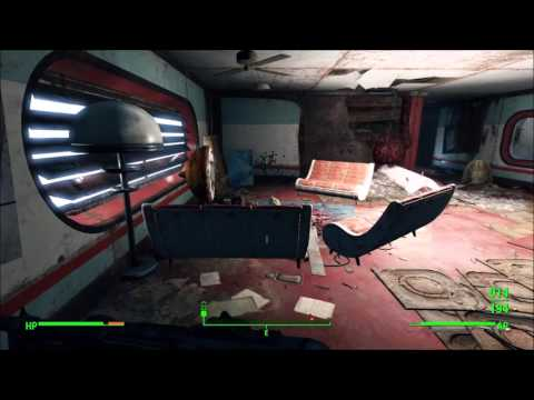 Fallout 4 Clearing  medford memorial hospital