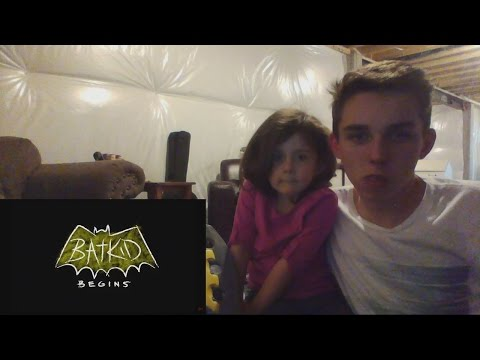 """Batkid Begins"" Trailer #1 Reaction!"