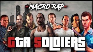 MACRO RAP GTA SOLDIERS   Que Parezca Un Accidente   BTH GAMES Ft. LA FAMILIA - 2018